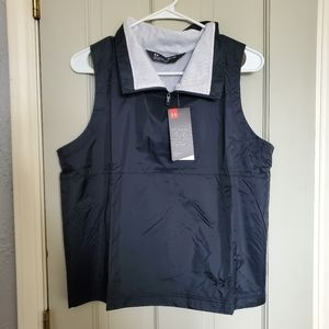 Womens Under Armour pullover vest